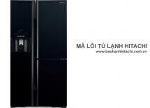 Mã lỗi Tủ lạnh Hitachi