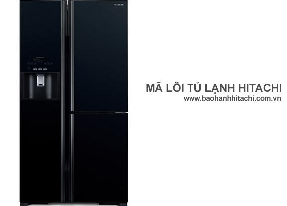 Mã lỗi Máy giặt Hitachi
